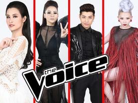 Dàn huấn luyện viên và top 4 chiêu đãi khán giả loạt hit mới trong chung kết 'The Voice'