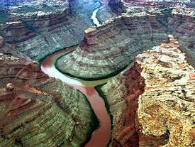 10 hợp lưu sông hùng vĩ trên thế giới