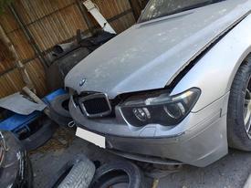 Xót xa BMW 760Li bị 'bỏ rơi' tại Hà Nội
