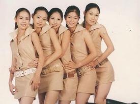 Tiết lộ hình ảnh Minh Hằng thời đi hát nhóm ít người nhận ra