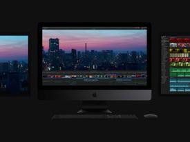 Apple công bố iMac Pro - máy Mac mạnh nhất từ trước đến nay
