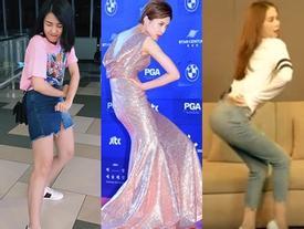 Đời sống hot teen 24h: Sau Ngọc Trinh đến Ngọc Thảo pose hình 'bá đạo' giống nghệ sĩ hài Jang Do Yeon