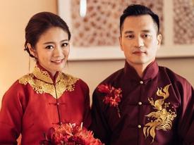An Dĩ Hiên thỏa mãn với đám cưới 'ngốn' nhiều chục tỷ đồng