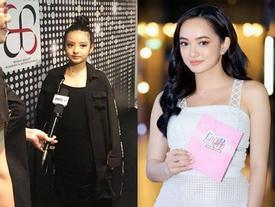 Tự tin catwalk, con gái 9 tuổi của siêu mẫu Thuý Hằng gây chú ý vì cực giống Kaity Nguyễn