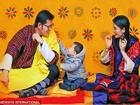 Hoàng tử bé của xứ sở hạnh phúc Bhutan mới đó đã lớn và bảnh trai như thế này rồi đây