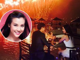 Vừa chia tay Hoàng Oanh, Huỳnh Anh đã có tình mới?