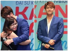 'Mẹ bỉm sữa' vượt 2000 km chỉ để gặp mỹ nam 'Tuổi thanh xuân' Kang Tae Oh