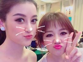 Facebook 24h: Hari Won liều lĩnh đọ sắc với Huyền My và cái kết bất ngờ