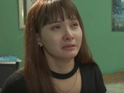 'Sống chung với mẹ chồng' tập 25: Nàng dâu khóc lóc van xin bố mẹ cho mình ly hôn