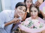 Hòa Minzy bị Jun Phạm 'phàn nàn' vì quá tăng động