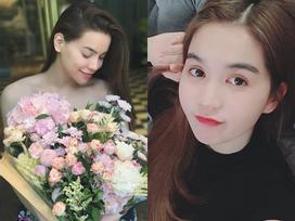 Facebook 24h: Ngọc Trinh 'thả thính' tình yêu - Hồ Ngọc Hà bật mí ngày hạnh phúc