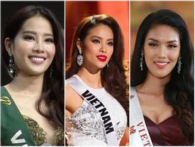 Quizz: Khai quật bảng thành tích của mỹ nhân Việt trên đấu trường sắc đẹp quốc tế