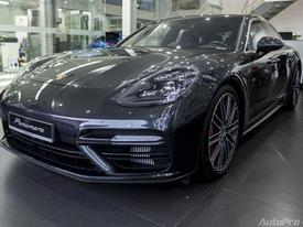 Tay chơi Bình Dương tậu Porsche Panamera 4S 2017 giá hơn 8 tỷ Đồng