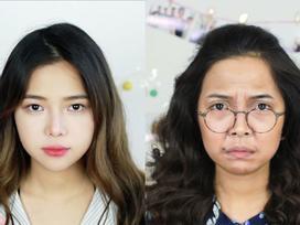 Nữ du học sinh Việt trổ tài hóa thân thành bà Phương trong 'Sống chung với mẹ chồng' xuất sắc