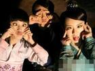 Loạt ảnh hậu trường hài hước không được lên sóng của phim hot Hoa ngữ