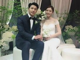 Hôn lễ của mỹ nhân 'I Need Romance' Kim So Yeon: Cô dâu chú rể đẹp đôi hết phần người khác!