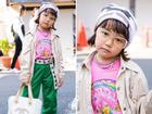 Xuất hiện cô bé fashionista nhí 6 tuổi 'gây bão' cộng đồng mạng