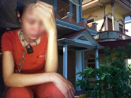 Ảnh hot trong tuần: Vợ bị chồng xích cổ ở Thái Bình gây xôn xao dư luận