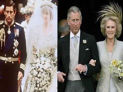 'Đặt lên bàn cân' hai lần cưới vợ khác nhau một trời một vực của thái tử Charles