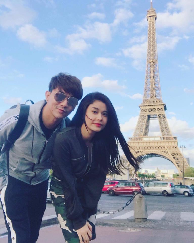 Trương Quỳnh Anh và Tim -1