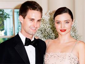 Miranda Kerr chia sẻ về đám cưới 'diệu kỳ' với tỷ phú trẻ