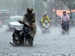 Bắc Bộ mưa to 8 ngày tới, xuất hiện lũ