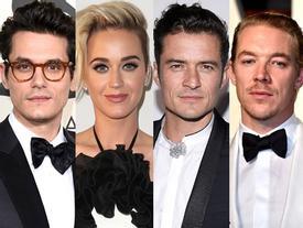 Katy Perry xếp hạng khả năng 'giường chiếu' của các bạn trai cũ