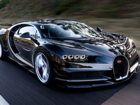 Hai siêu xe Bugatti Chiron xuất hiện tại Monaco