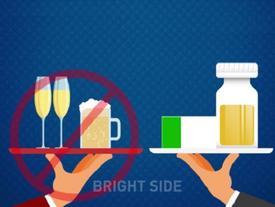 Những cách kết hợp thuốc và thực phẩm gây hại cơ thể