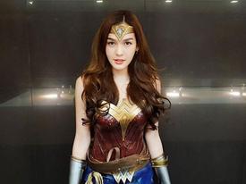 Thêm một cô nàng Wonder Woman phiên bản Thái cực xinh đẹp, quyến rũ
