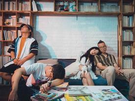 Sau 'Một nhà', Da LAB tiếp tục tấn công Vpop bằng MV với Châu Bùi
