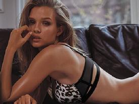 Bí quyết giữ dáng không cần ăn kiêng của thiên thần Victoria Secret - Josephine Skriver