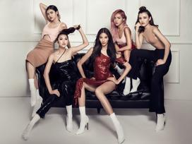 The Face 2017: Giải mã vẻ 'thiện chiến' của 4 cô gái team Hoàng Thùy