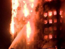 Xác nhận có người chết trong vụ cháy kinh hoàng ở London