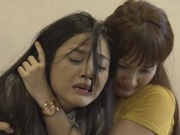 'Sống chung với mẹ chồng' tập 29: Trang phát điên khi con gái bị bắt cóc