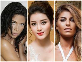 Ngắm trước đối thủ 'nặng ký' của Huyền My tại Miss Grand International 2017