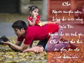 Muốn thành công bạn nhất định phải ghi nhớ 13 châm ngôn ý nghĩa về cha