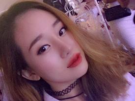 Bất ngờ trước nhan sắc xinh đẹp của em gái ca sĩ Châu Đăng Khoa