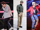 Những bộ cánh phong cách 'ông ngoại' gây sốt sân khấu của Sơn Tùng M-TP