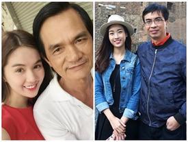 Chuyện về những ông bố của dàn mỹ nhân showbiz Việt