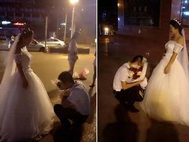 Người đàn ông miễn cưỡng nhận lời cầu hôn và lý do thực sự