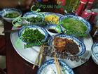Ngày của cha: Khoe bữa cơm toàn hành bố nấu, cô gái khiến 'hội người ghét ăn hành' choáng váng