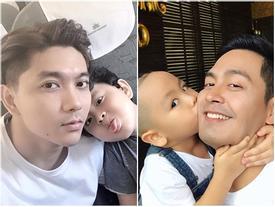 Muôn màu cảm xúc của sao Việt trên mạng xã hội nhân ngày của cha