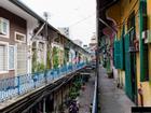 Hào Sĩ Phường - con hẻm có kiến trúc độc đáo ở Sài Gòn