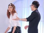 'Shock toàn tập' trước hình ảnh khỏa thân trên vách đá của stylist Hoàng Ku-5