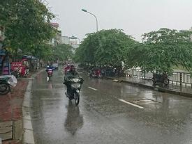 Dự báo thời tiết ngày 19/6: Đầu tuần, Hà Nội tiếp tục mưa, có gió giật mạnh