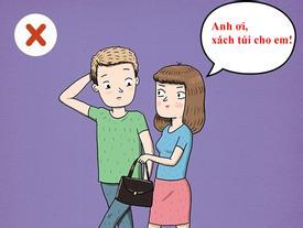 Chuẩn không cần chỉnh những quy tắc giúp vợ chồng bạn luôn hạnh phúc