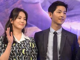 Song Joong Ki phủ nhận hẹn hò cùng Song Hye Kyo tại Bali
