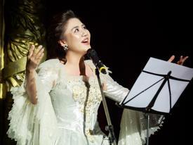 Văn Mai Hương lần đầu thể hiện khả năng hát Opera trong vở đại vũ kịch