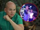 Phan Đinh Tùng ẩn ý vụ trễ show: 'Tôi sẽ là cây tùng sừng sững giữa phong ba'